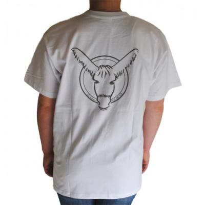 T-shirt blanc adulte
