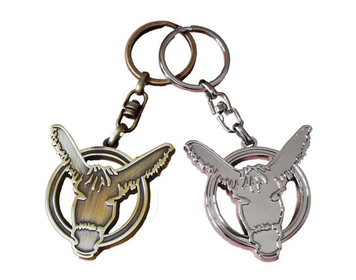Porte clef logo x2
