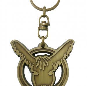 Porte-clefs en métal