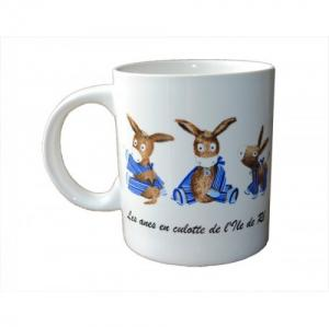 Mug 3 Ânes en culotte