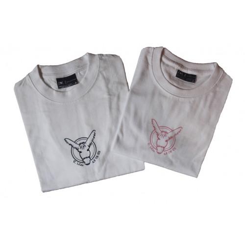 T-shirt logo - enfant